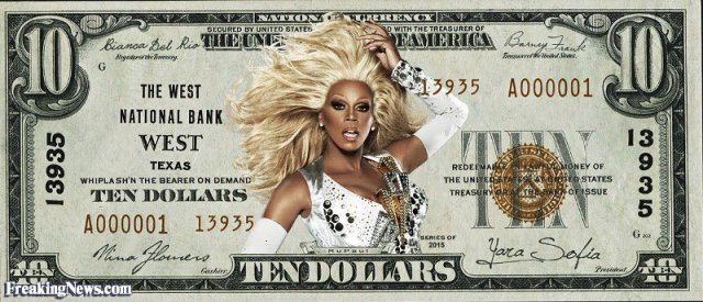 rupaul-10-dollar-bill