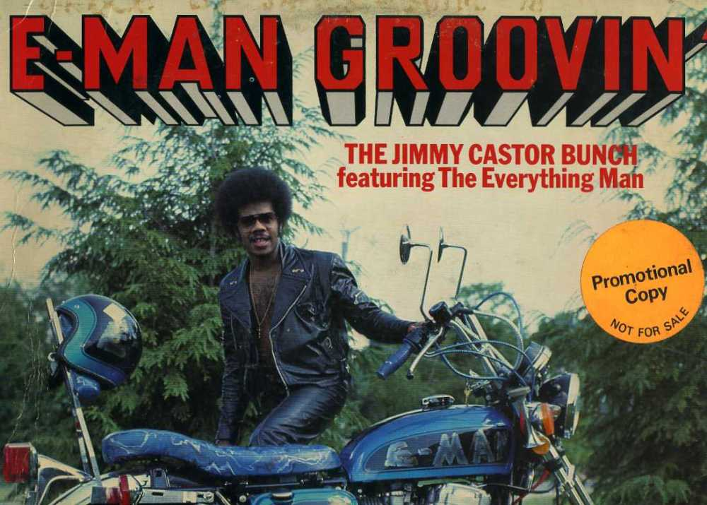My Vinyl: Jimmy Castor (and the
