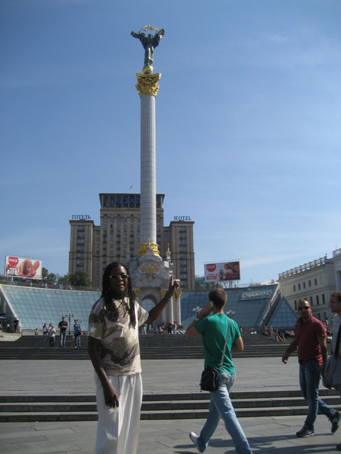 Kiev, Ukraine Through My Eyes (1/6)