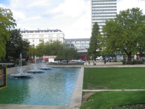 Fountains of Hyde Park