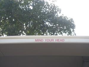 mindyour head II