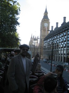 "Me and my ""Big Ben""...lol"