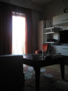 our apartment I