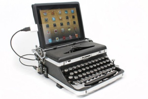 typewriter-keyboard-dock